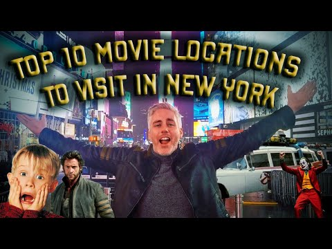 Top 10 Movie Locations To Visit In New York City.