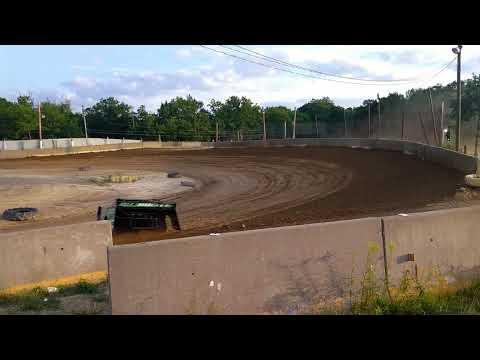 Max Blair Old Bradford Speedway