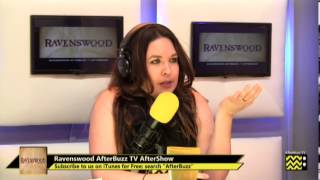"Ravenswood After Show Season 1 Episode 6 ""Revival"" 