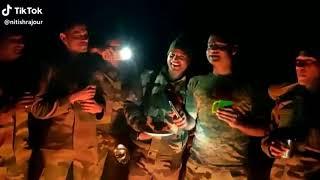 Very popular indian army shayri status