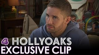 E4 Hollyoaks Exclusive Clip: Tuesday 21st November