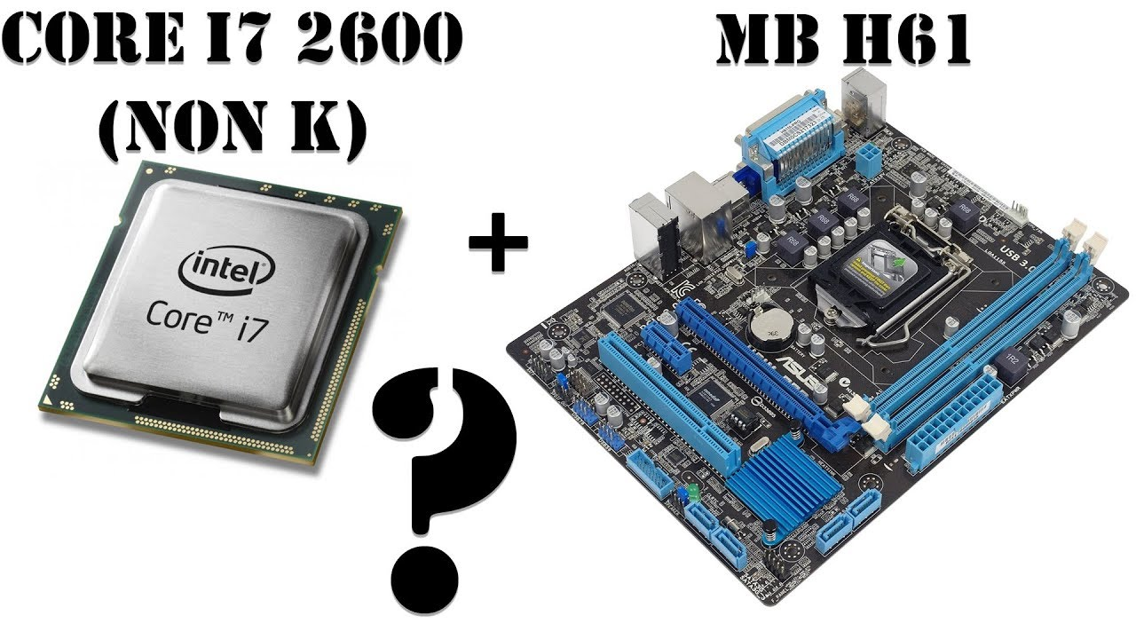 Разрушители мифов. Тест i7 2600 (non K) на материнке H61. Сбрасывает частоту, или нет?!