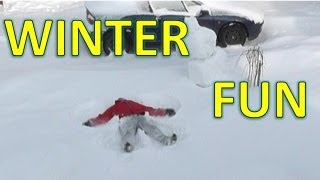 Harlem Shake : Winter Fun Edition