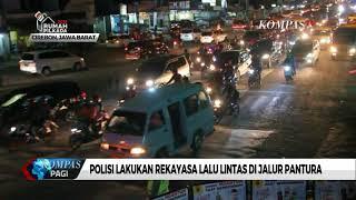 Polisi Lakukan Rekayasa Lalu Lintas di Jalur Pantura Mp3