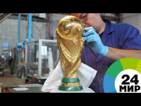 Кубок мира – шесть килограммов чемпионства - МИР 24