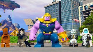 LEGO Marvel Super Heroes 2 - Avengers: Infinity War DLC Characters