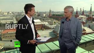 Russia: Expectations on 'young yet experienced' England squad still 'very high' - Mourinho