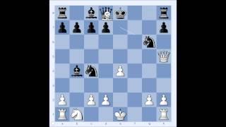 Sokolsky Opening: Sokolsky vs Strugatsch 1958