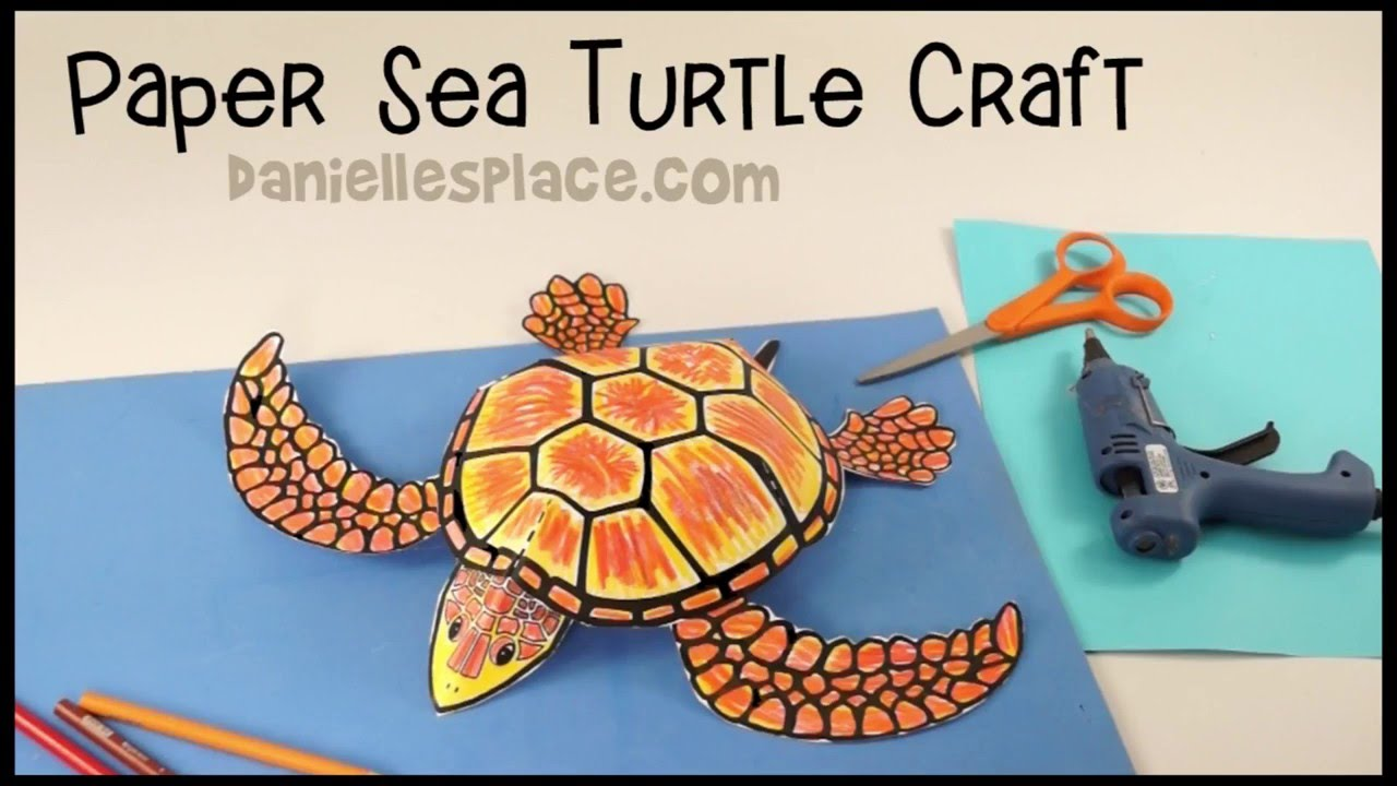 How to Make a Paper Plate Turtle: 10 Steps (with Pictures) | 720x1280