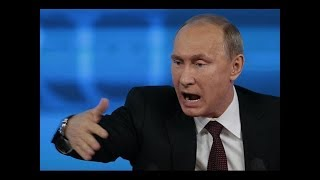 Путин ответил за Украину/ Зал аплодировал стоя