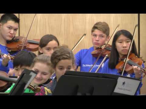 Perlman Music Program Suncoast Orchestra Rehearsal 12/30/16