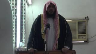 الله أكبر ـ خطبة الجمعة ش أحمد المشرف 11 ـ 12 ـ 1436هــ