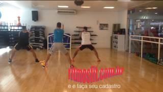 MCs Zaac & Jerry - Bumbum Granada - Ritmos Fit - Coreografia
