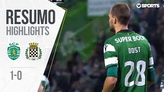 Highlights | Resumo: Sporting 1-0 Boavista (Liga 17/18 #31)