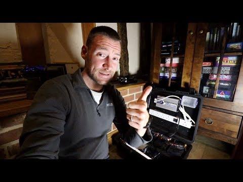 Batteries Everywhere - a solar powered vlog