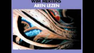 Merging the Audience: Wim Mertens - Unless the hand obeys