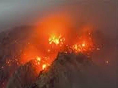 Pacific Island Ambae Vanuatu volcano erupts: Island evacuated