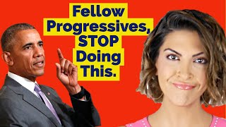 A Progressive CALLS OUT Progressives  |  Miriam Isa