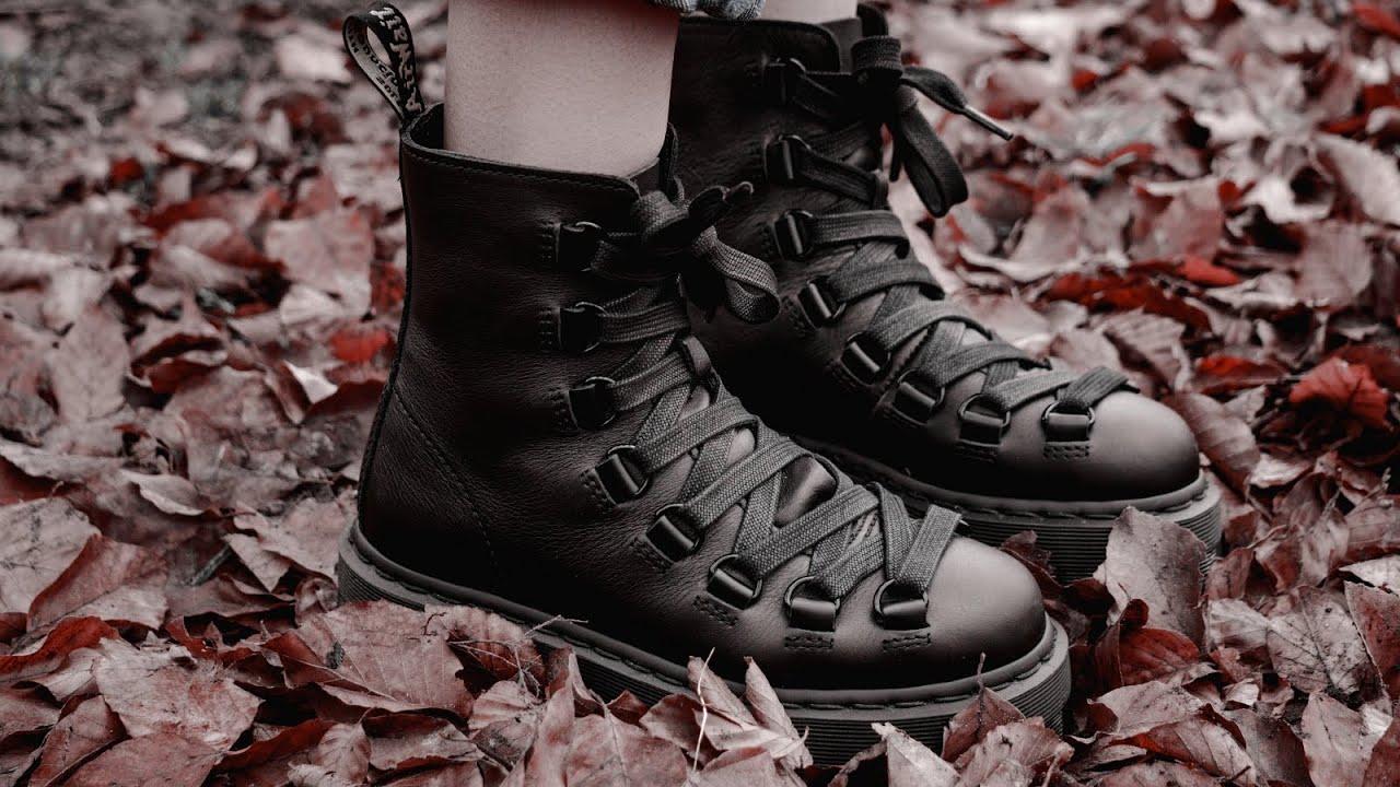 dr martens shoes platform