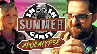 WHO WILL SURVIVE THE APOCALYPSE? (Smosh Summer Gam...
