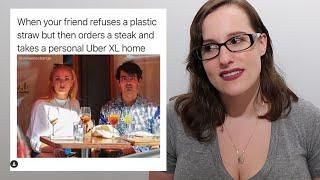 Overthinking Vegan Memes & Tik Toks For 27 Minutes