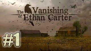 ✔ Куда ведет Свет в конце тоннеля и НЛО!? ✔ The Vanishing of Ethan Carter с Тони Резусом #1