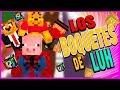 LOS BOQUETES DE LUH | LUCKY BLOCKS | C/ Macu, Luh y Exo