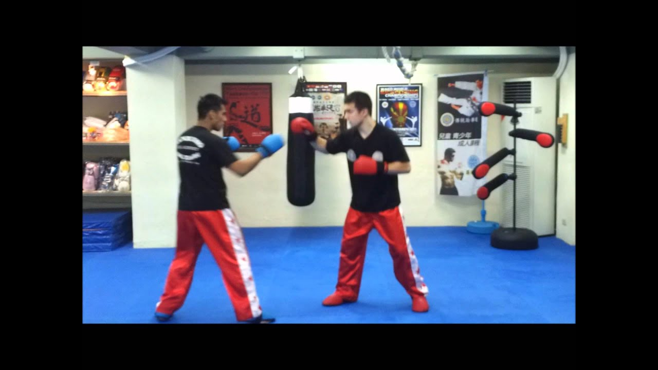 WAKO踢拳道KickBoxing-半接觸(SemiContact)比賽規則說明 - YouTube