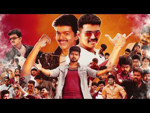 Thalapathy Vijay Birthday Mash-up | MAK Creationz