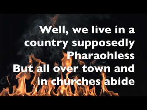 Freedom Lyric Video - Jason Upton - Faith Album