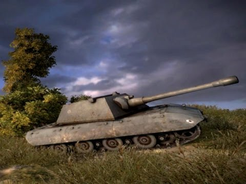 World Of Tanks: Battle With E-100 (#43)