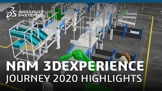 Dassault Systèmes NAM 3DEXPERIENCE Journey 2020 Highlights