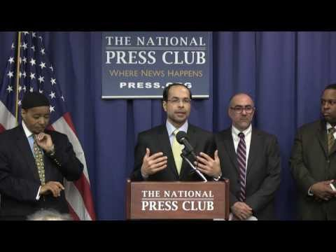Major Muslim Groups Launch New Council at D.C. News Conference