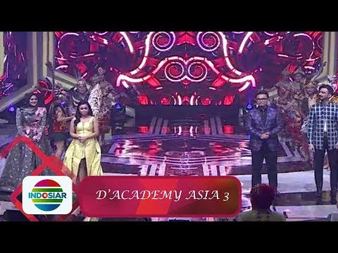 Highlight D'Academy Asia 3 - Group 1 Top 20 Result