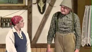 Die Jungfern vom Bründlhof – 2. Akt