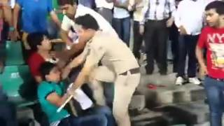 Real Fight in Cricket