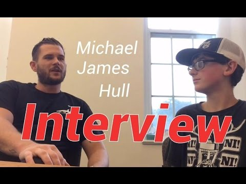 They Are Mine! Michael James Hull Exclusive Interview