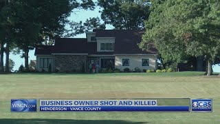John Deere dealership official slain at home, Vance County sheriff says
