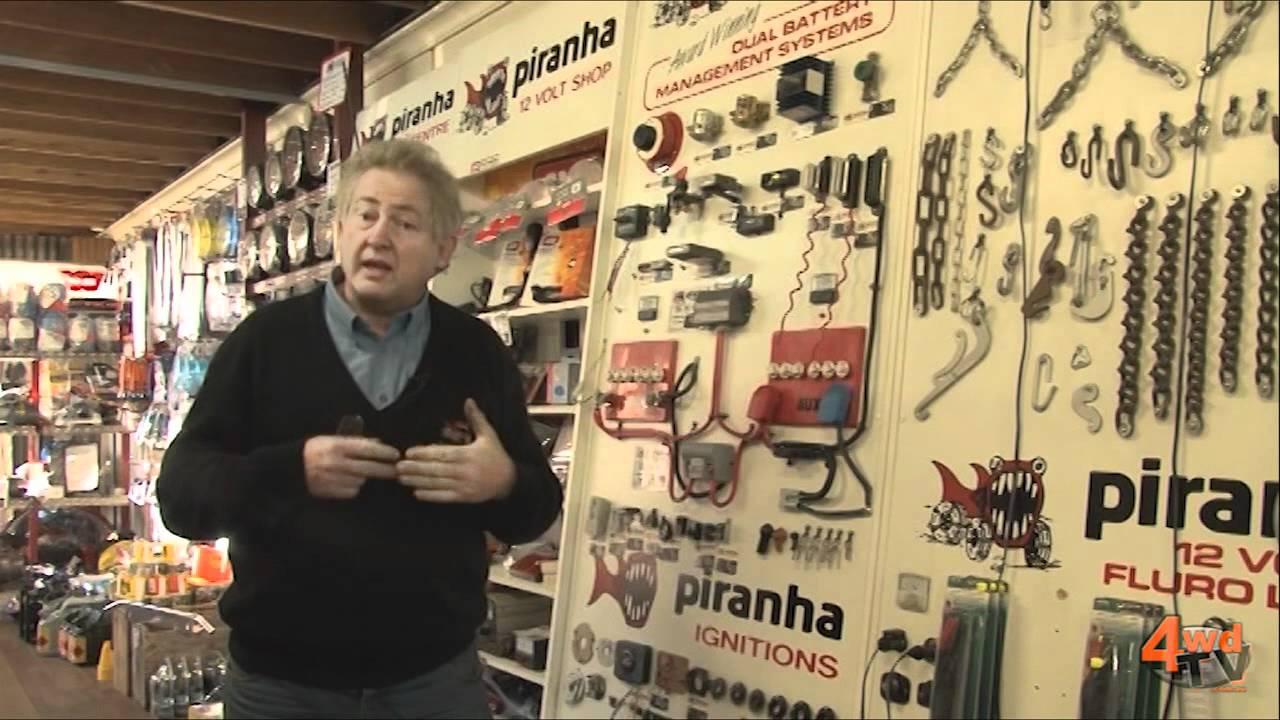 piranha dual battery system wiring diagram true freezer t 49f questions youtube