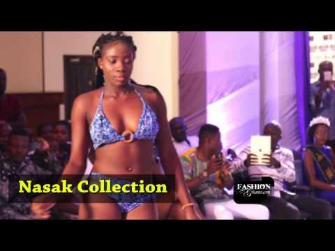 African Bikini & Accessory Fashion Show