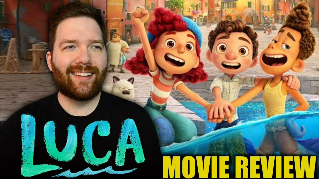 Luca - Movie Review