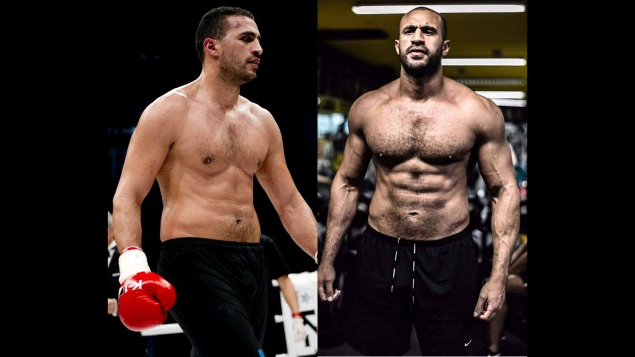 Badr Hari Extreme Training Bodybuilding In Morocco 2018