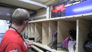 Woodshop On Wheels: Ron Paulk On The Design Of His Mobile Woodshop, Part 2
