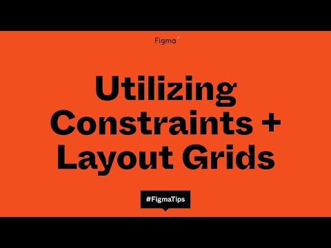 Utilizing Constraints & Layout Grids