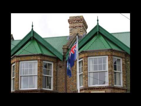 Le isole Falkland. Il mondo visto con gli occhi di un bambino