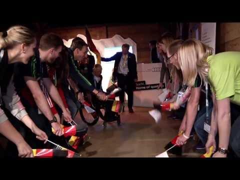 Das Deutsche Haus Paralympics - 08.03.2014