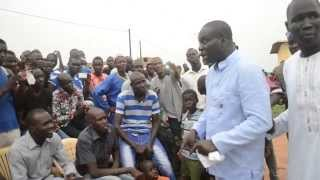 Le message de Malick Gakou aux Jeunes de Koumpentoum