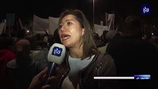 وقفة تضامنية مع الأسرى الأردنيين في سجون الاحتلال (3/11/2019)