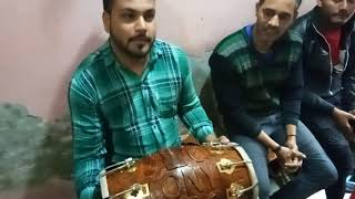 Lovely dholak master super hit Chet ram Gill dholak Dhol tabla maker Jalandhar 9888303415
