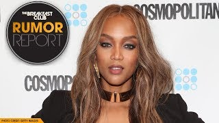 Tyra Banks Forehead Launched Her Career